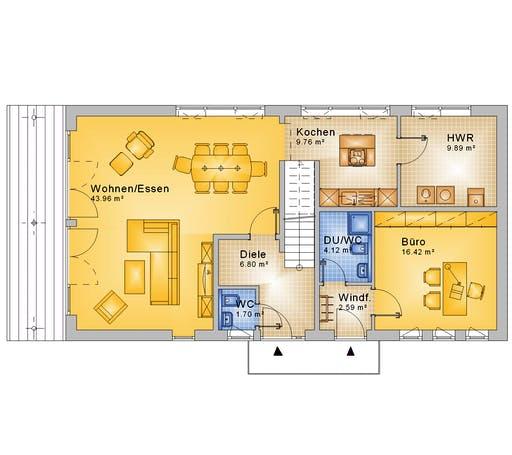 PHB - Bad Vilbel Floorplan 1
