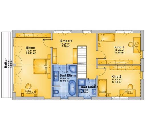 PHB - Bad Vilbel Floorplan 2