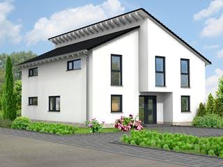 Darmstadt von Projekt Hausbau PHB Außenansicht 1