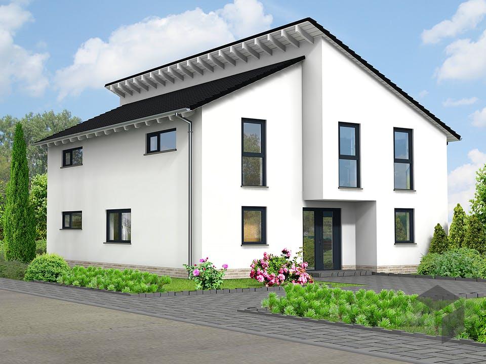 Darmstadt von Projekt Hausbau Außenansicht