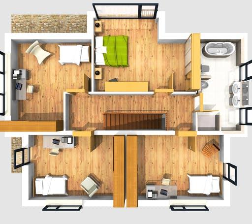 PHB - Darmstadt Floorplan 2