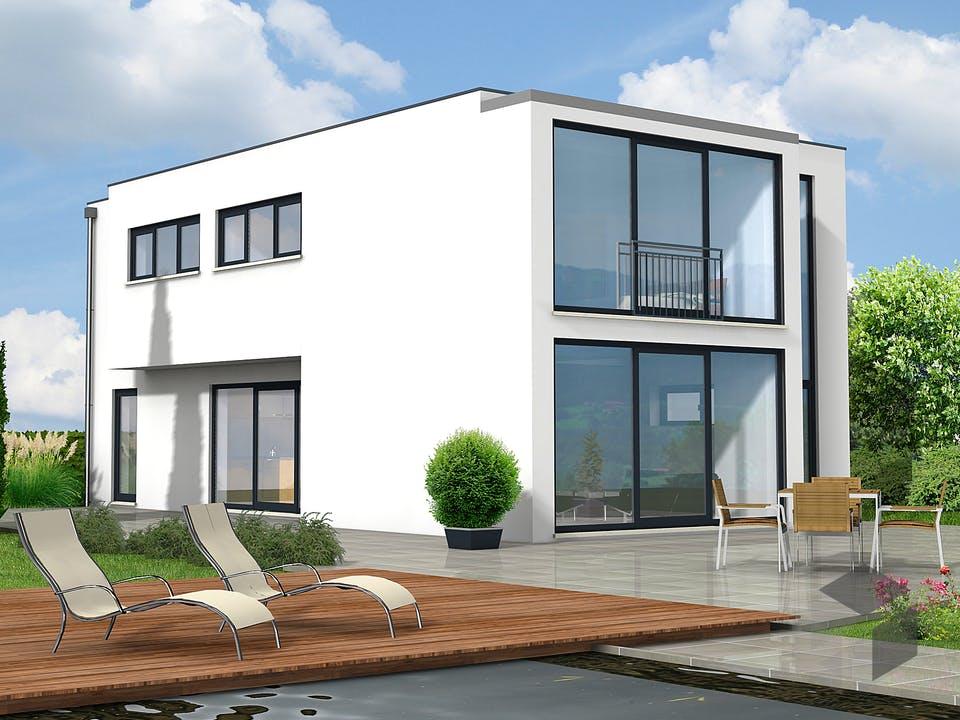 Friedberg von Projekt Hausbau Außenansicht