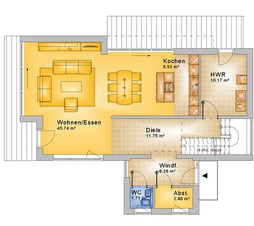 PHB - Friedberg Floorplan 1
