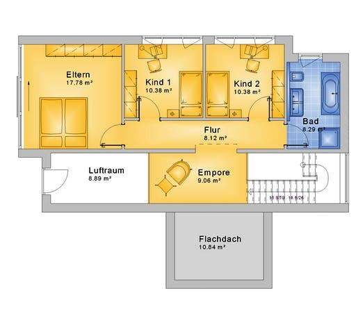 PHB - Friedberg Floorplan 2