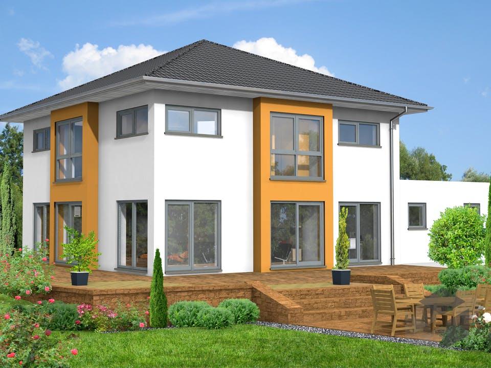 Gelnhausen von Projekt Hausbau Außenansicht