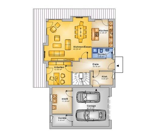 PHB - Gelnhausen Floorplan 1