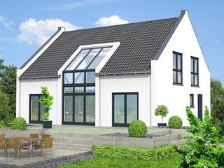 Mainz von Projekt Hausbau PHB Außenansicht 1