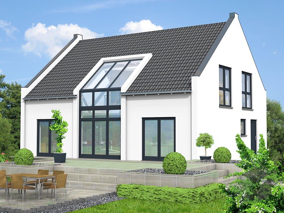 Mainz von Projekt Hausbau PHB Außenansicht