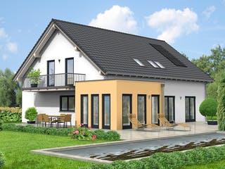 Offenbach von Projekt Hausbau Außenansicht 1
