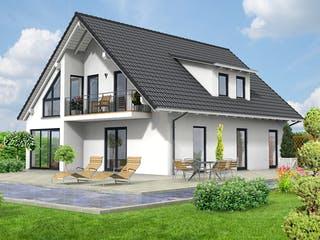 Taunus von Projekt Hausbau Außenansicht 1