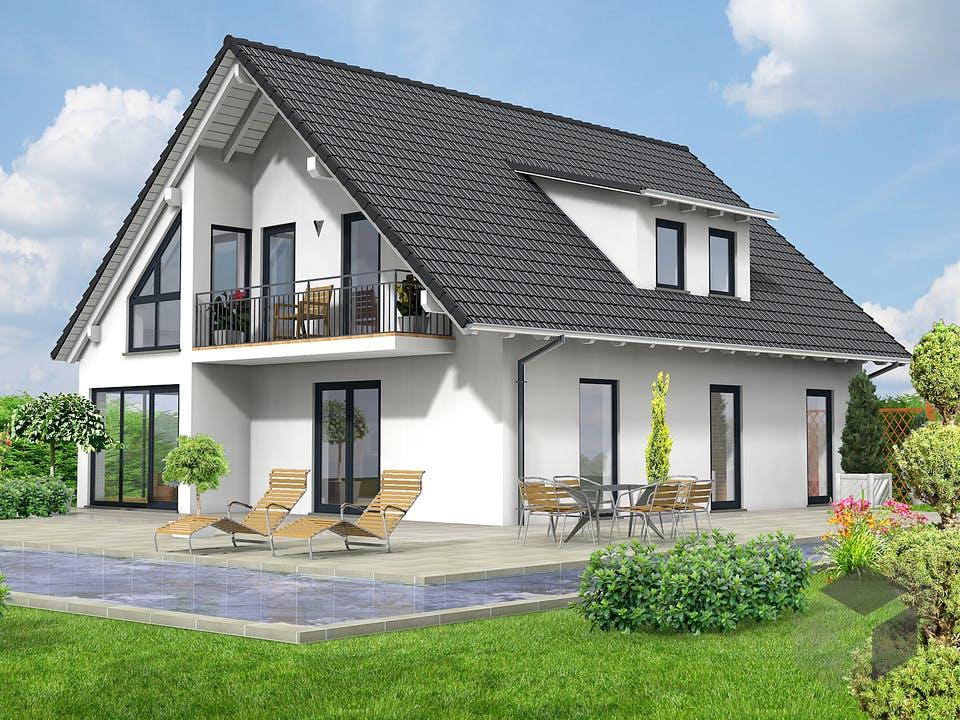 Taunus von Projekt Hausbau PHB Außenansicht