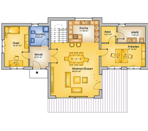 PHB - Usingen Floorplan 1