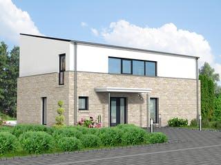 Weilberg von Projekt Hausbau PHB Außenansicht 1