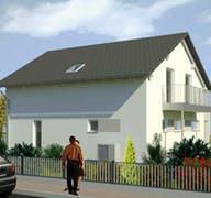 Planungsidee Satteldach Landhaus (inactive)