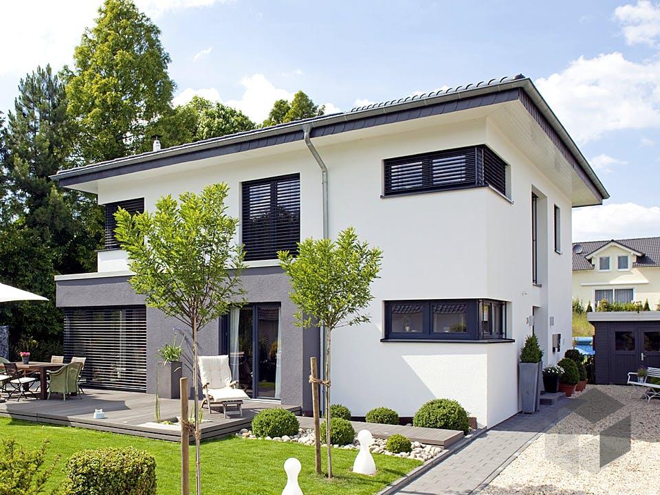 Freiberger von Plan-Concept Massivhaus Außenansicht
