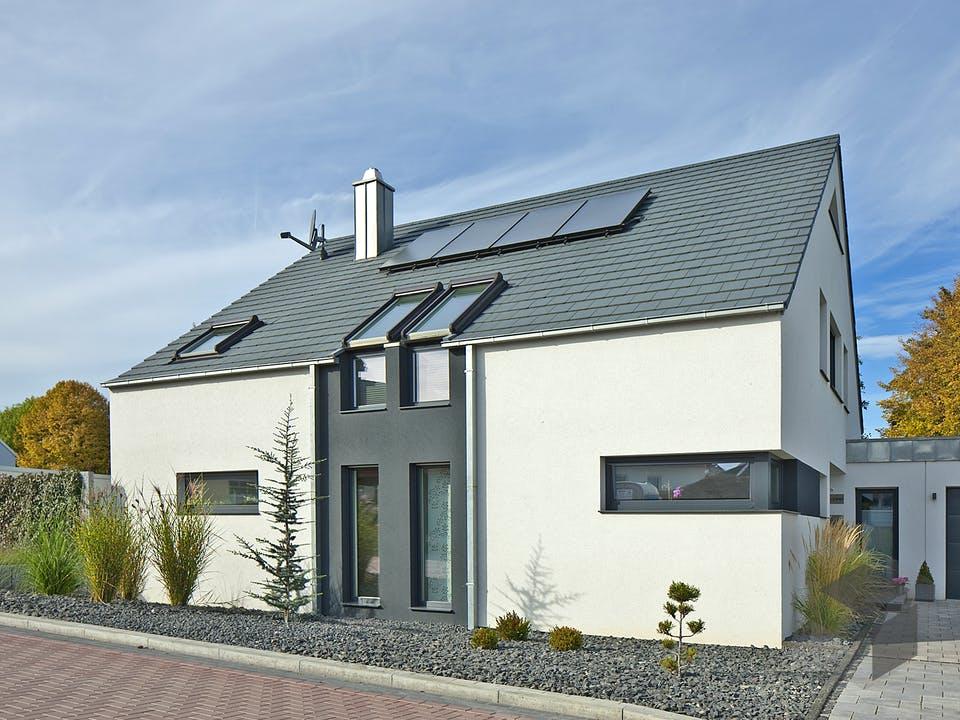 Götze von Plan-Concept Massivhaus Außenansicht