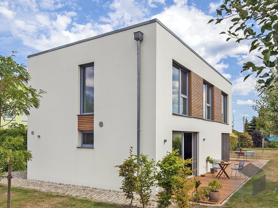 Poschmann von APR-Hausbau Außenansicht