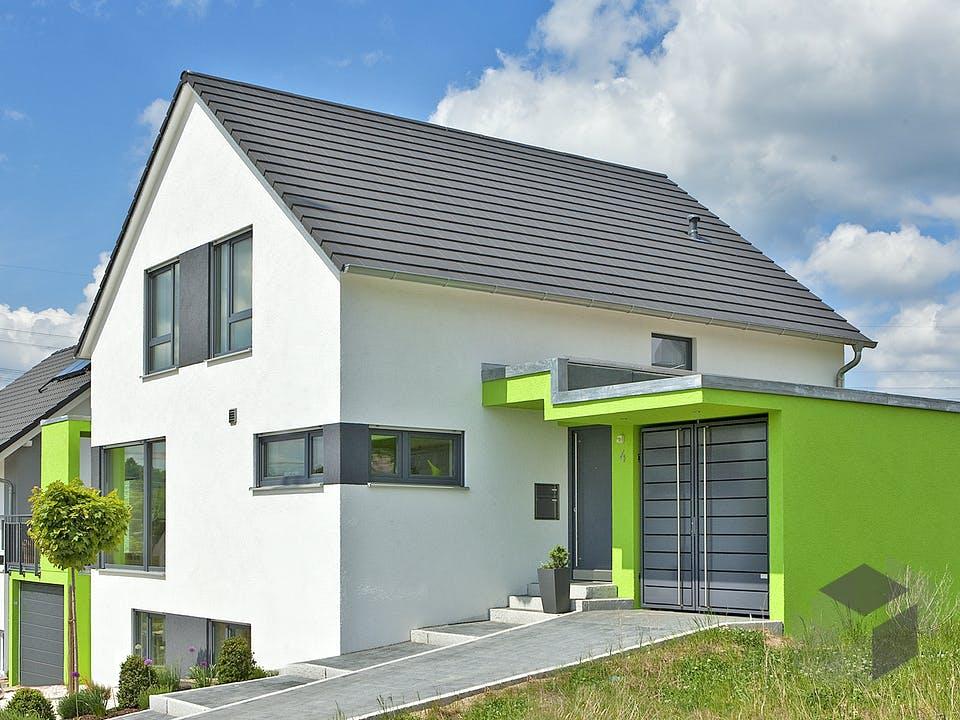 Thiel von Plan-Concept Massivhaus Außenansicht