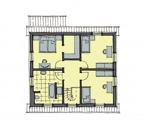 Gussek Haus - Plantanenallee Var. 1 DG