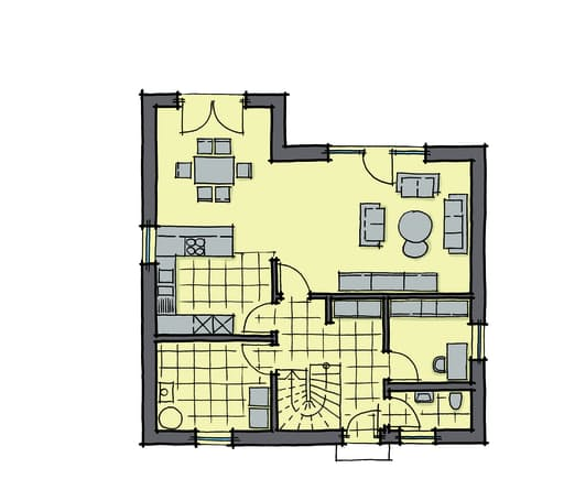 Gussek Haus - Plantanenallee Var. 1 EG