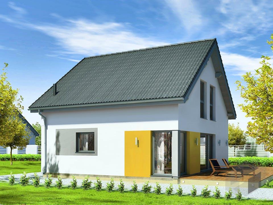 Point 118.2 von DAN-WOOD HOUSE Außenansicht
