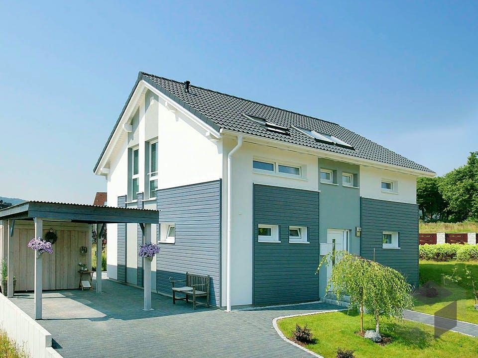 Point 129 A von DAN-WOOD HOUSE - Österreich Außenansicht