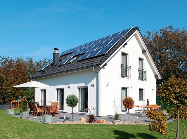 Musterhaus von Dan-Wood-House in Österreich