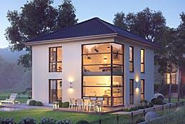 Ein SteinHaus | Alle Häuser mit Preisen - Fertighaus.de