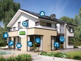 Charmant Smarte Technologie. Smarte Häuser.