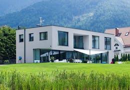 "Rubner Haus Bausystem ""Holzius"" Massivholzbau"