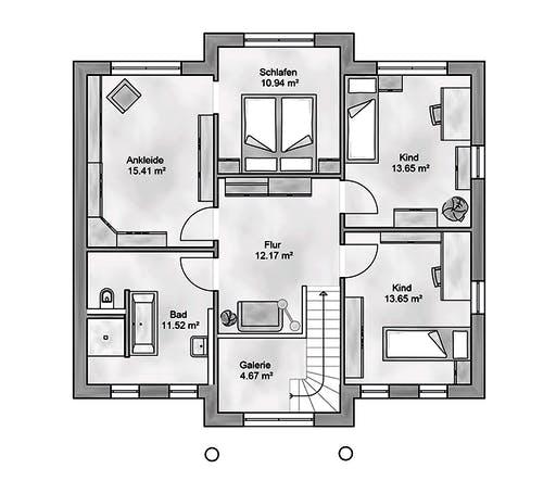 Aurea - Praetorium Floorplan 2