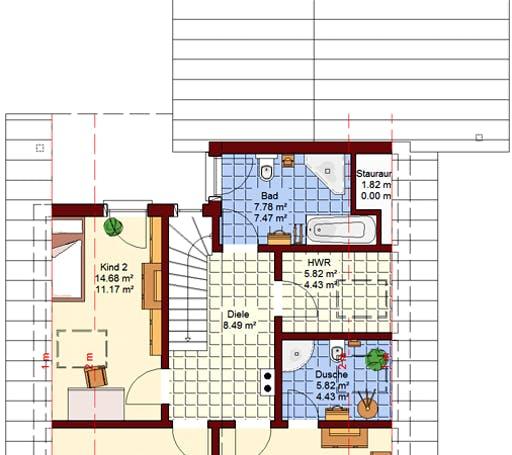 Einfamilienhaus Prenzlau Floorplan 2