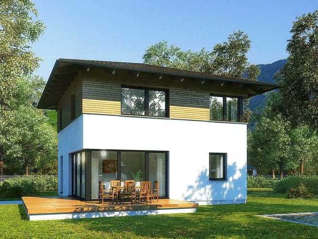 Prestige 129 von Rubner Haus - Österreich Außenansicht 1