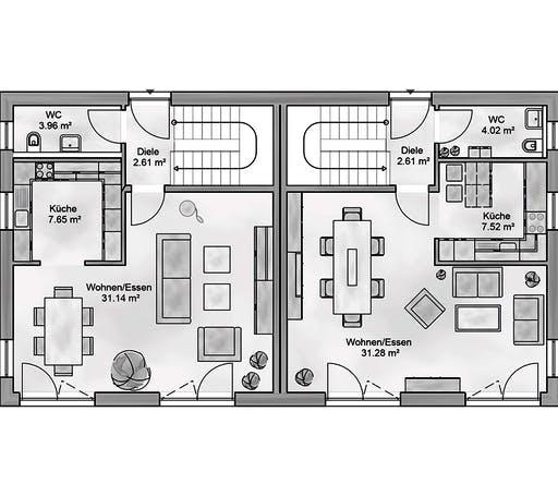 Aurea - Pretium Floorplan 1