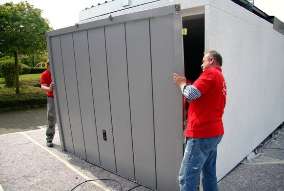 ZAPF GmbH Garagenmodernisierung