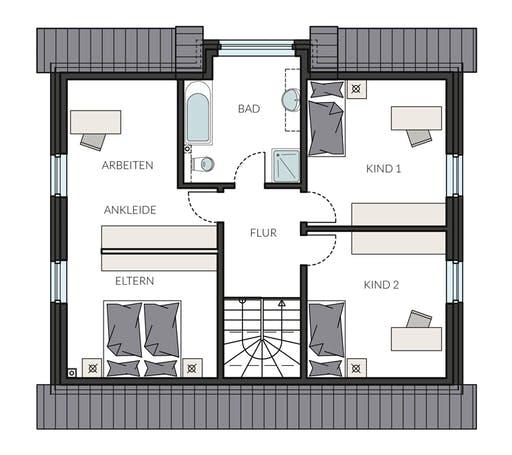 ProFamily 143 - Jahres-Special Floorplan 2