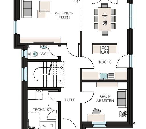 ProStyle144 - Jahres-Special Floorplan 1