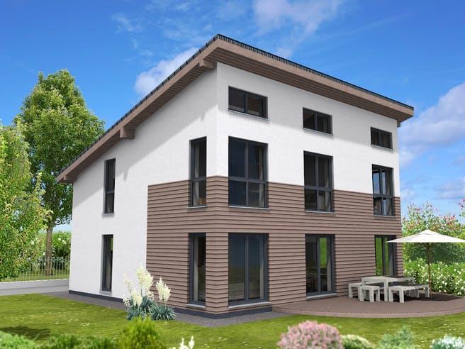Pulthaus 167 von Suckfüll - Unser Energiesparhaus Außenansicht 1