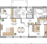 Pulthaus 169 Grundriss