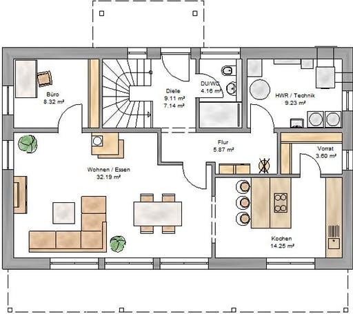 Pulthaus 169 Floorplan 2
