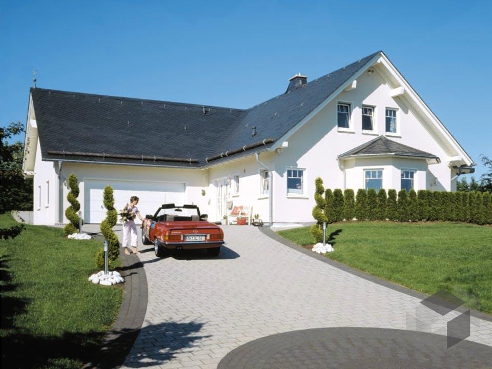 Sentempa von Fingerhut Haus Außenansicht