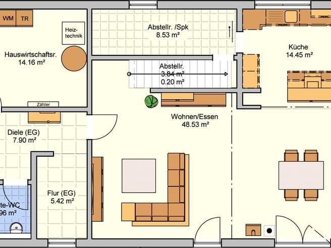 R 126.10 Floorplan 1