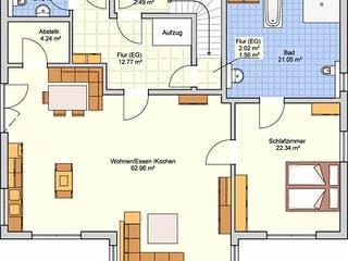 Bonvenon von Fingerhut Haus Grundriss 1