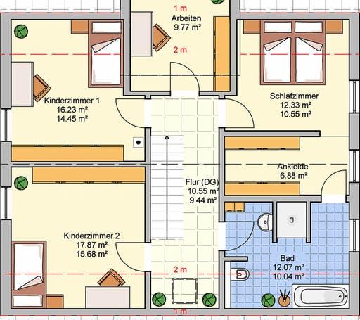 R 98.10 Floorplan 1