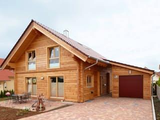 Rappenau von Rems-Murr-Holzhaus Außenansicht 1