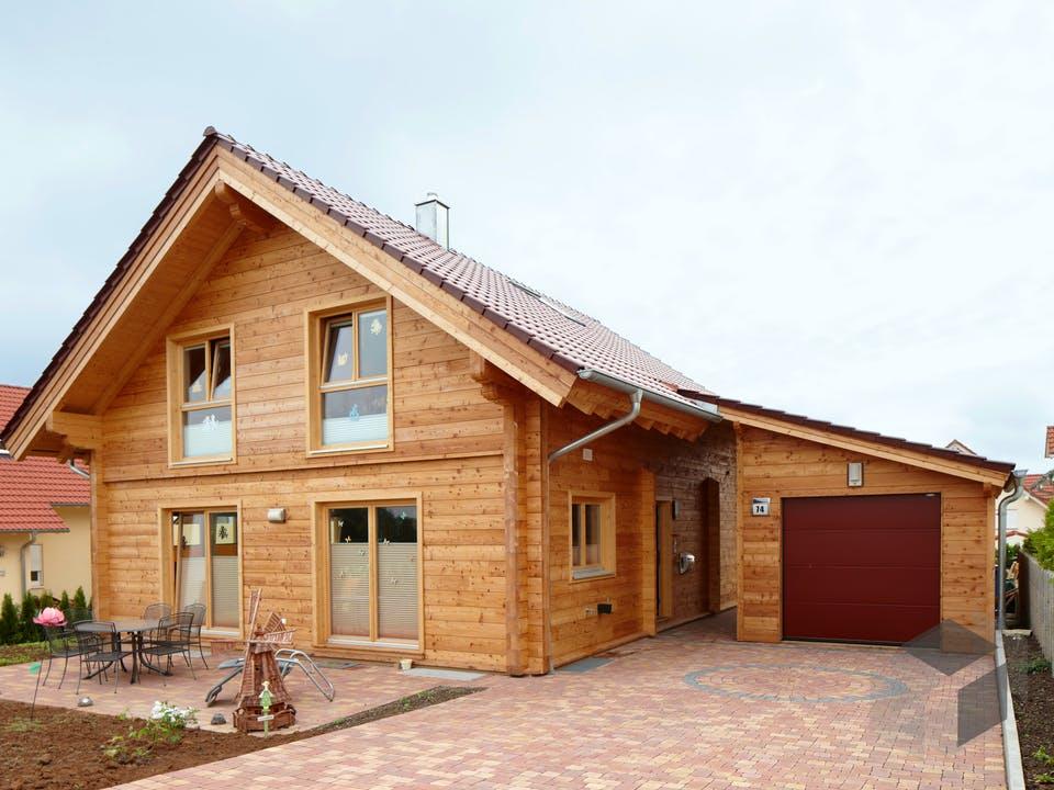 Rappenau von Rems-Murr-Holzhaus Außenansicht