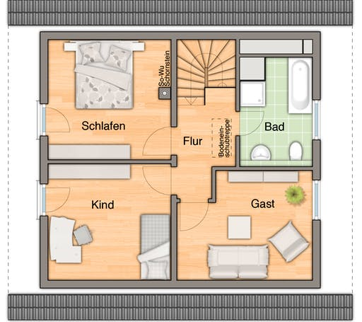 Raumwunder 100 - Süd floor_plans 0