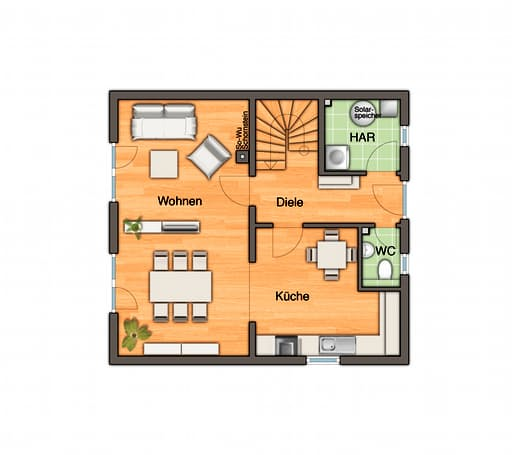 Raumwunder 100 - Süd floor_plans 1