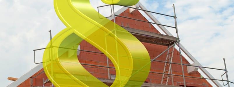 Recht, Gesetze & Verordnungen: Eine Übersicht für den Hausbau