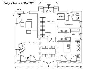 Albaching von Regnauer Vitalhäuser Grundriss 1